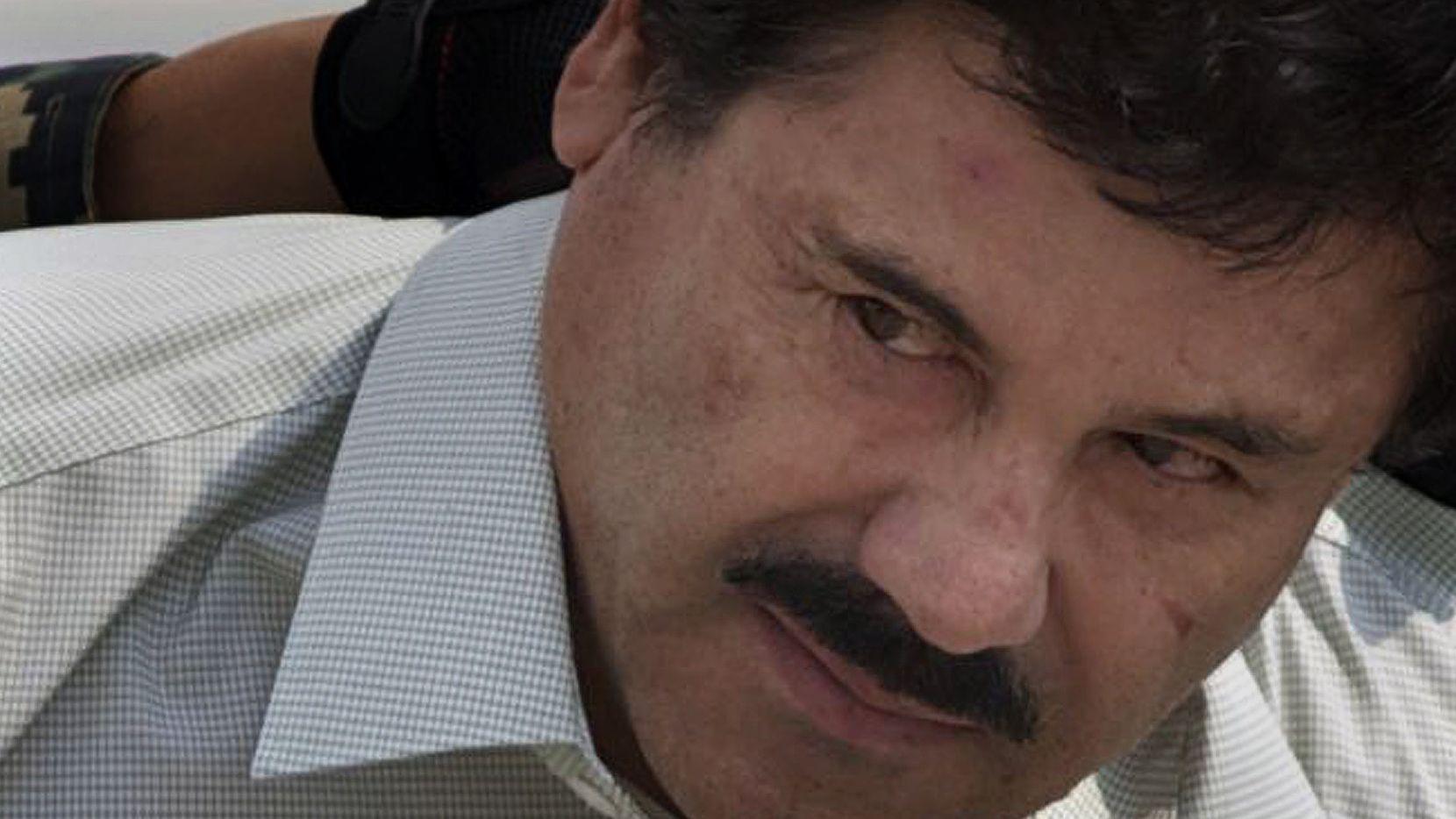 """Joaquín """"El Chapo"""" Guzmán fue el jefe del cartel de Sinaloa. (ARCHIVO)"""