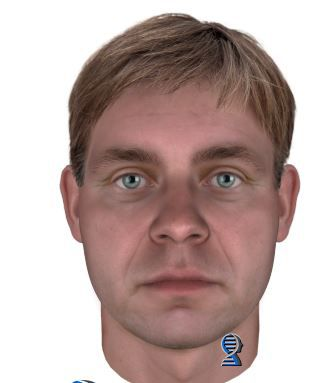 An image of what the 45-year-old killer of Julie Fuller might look like.