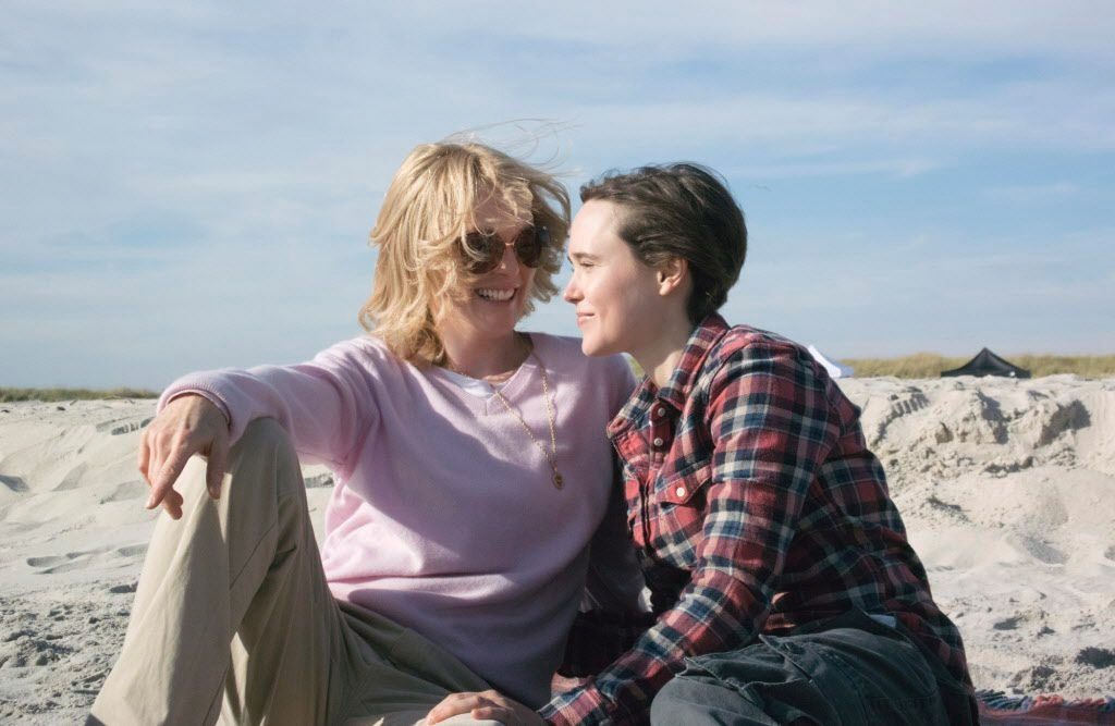 Julianne Moore and Ellen Page star in Freeheld, one of the many Oscar hopefuls at the Toronto International Film Festival.