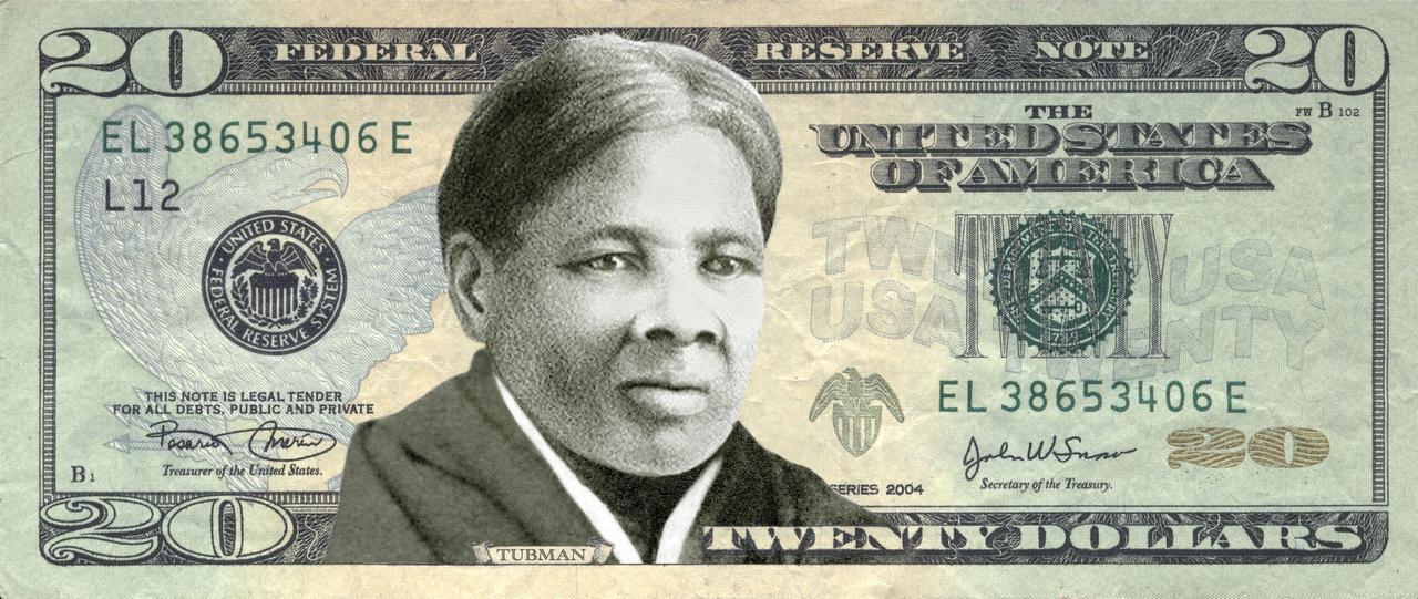 Harriet Tubman, una líder abolicionista, reemplazará a Andrew Jackson, quien fue propietario de esclavos, en la imagen del billete de $20. (AFP/GETTY IMAGES/CORTESÍA)