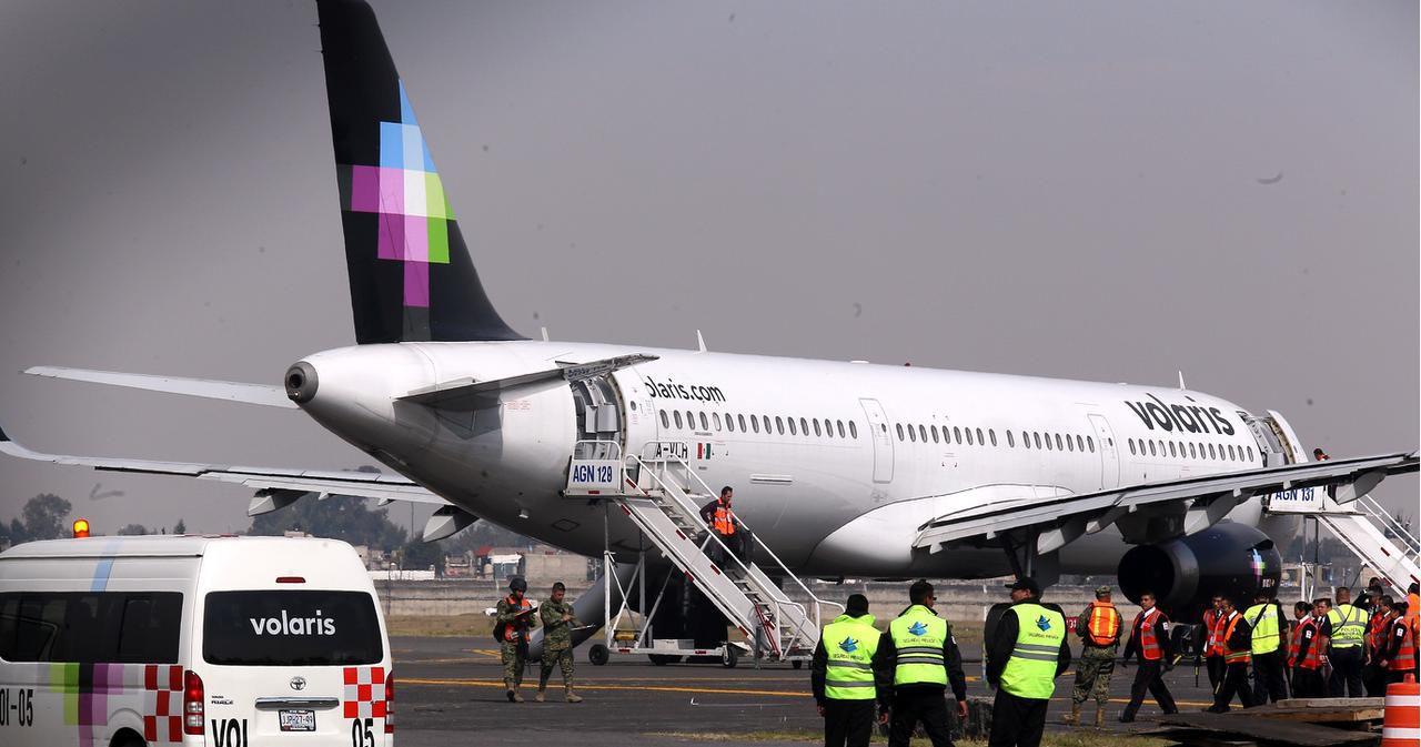 La aerolínea de bajo costo Volaris ofrecerá vuelos por $1 a migrantes centroamericanos.