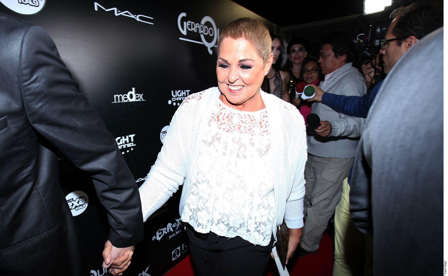 Hace un año, D'Alessio desnudó su alma y se mostró tal cual es en la bioserie Hoy Voy A Cambiar, producida por Rubén y Santiago Galindo. (AGENCIA REFORMA)