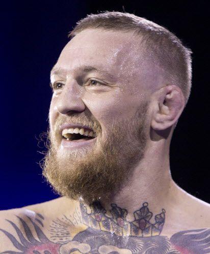 Conor McGregor. Foto AP