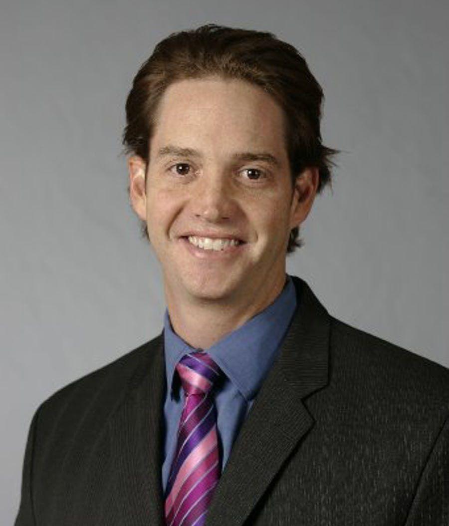 Grady Raskin, pictured in 2007.