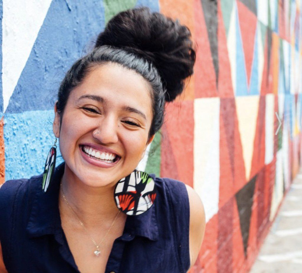 Edyka Chilomé  is the author of a new poetry chapbook to be published by local nonprofit Deep Vellum Publishing.