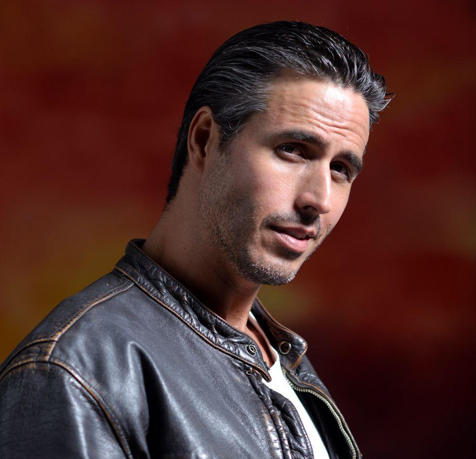 El actor Raúl Olivo, quien actuará en la serie sobre Lupita D'Alessio, lamenta la situación política en su país./ AGENCIA REFORMA