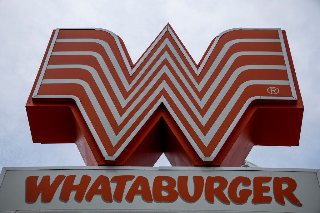 A man threatened a child with a masonry trowel inside a Whataburger restaurant in Allen on Tuesday, Allen police said.