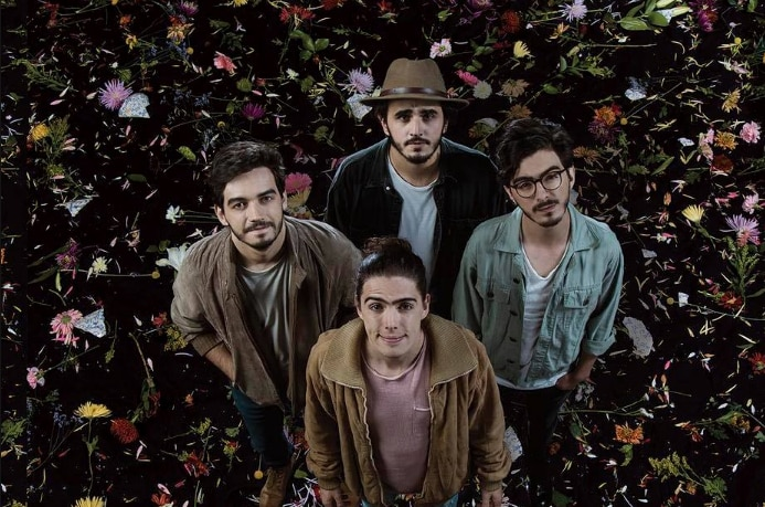 Morat estará en concierto en el Majestic Theater de Dallas en abril de 2019.