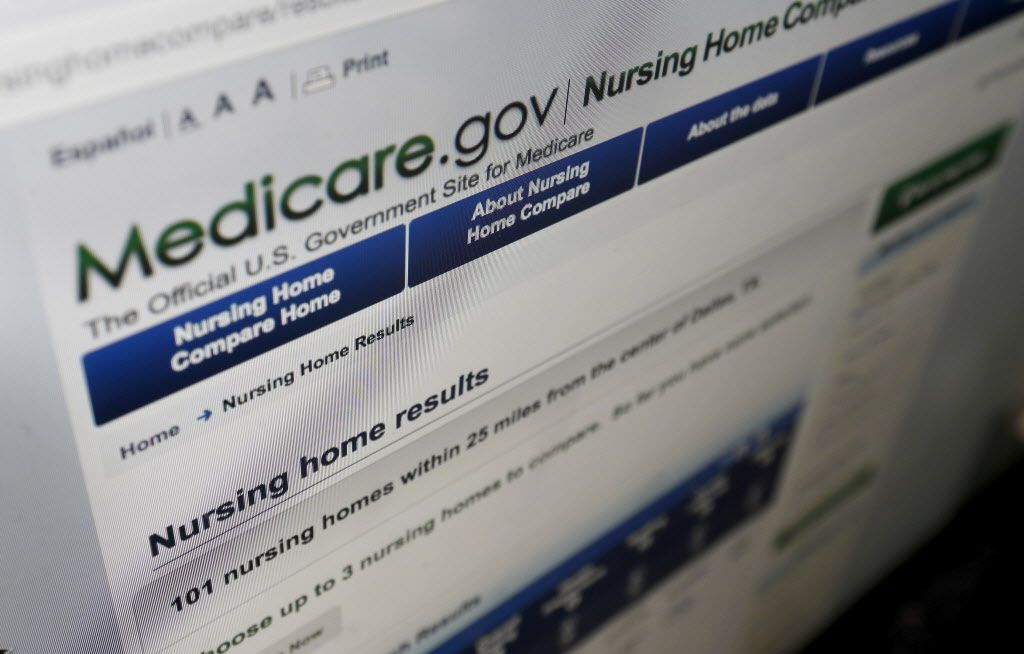 You can see how the nursing homes in your community have fared in recent health and safety inspections by visiting Medicare's Nursing Home Compare website at medicare.gov/nhcompare.