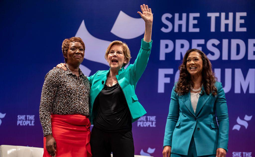 Elizabeth Warren's organization has head start in Texas presidential primary