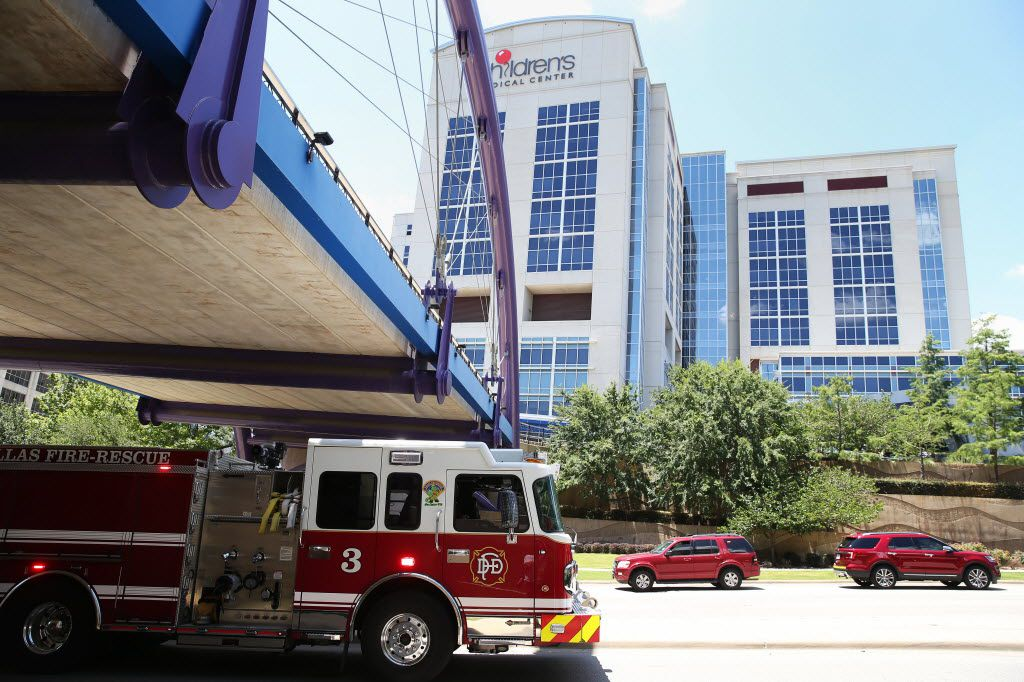 Children's Medical Center in Dallas and Plano are home to  the Rees-Jones Center for Foster Care Excellence..