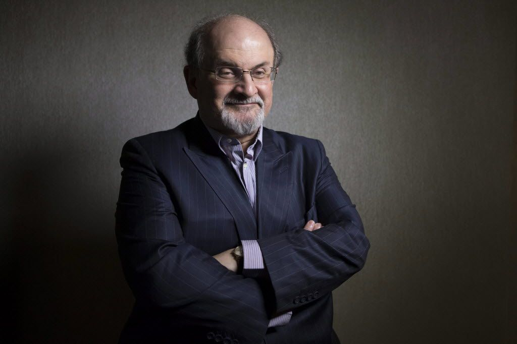 Author Salman Rushdie will open the fall 2019 edition of Arts & Letters Live at the Dallas Museum of Art.