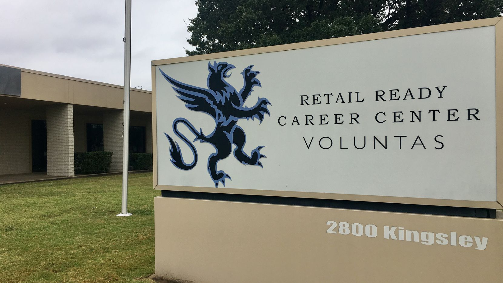 The Retail Ready Career Center in Garland suddenly closed on Sept. 27, leaving hundreds of veterans enrolled unsure of what's next.