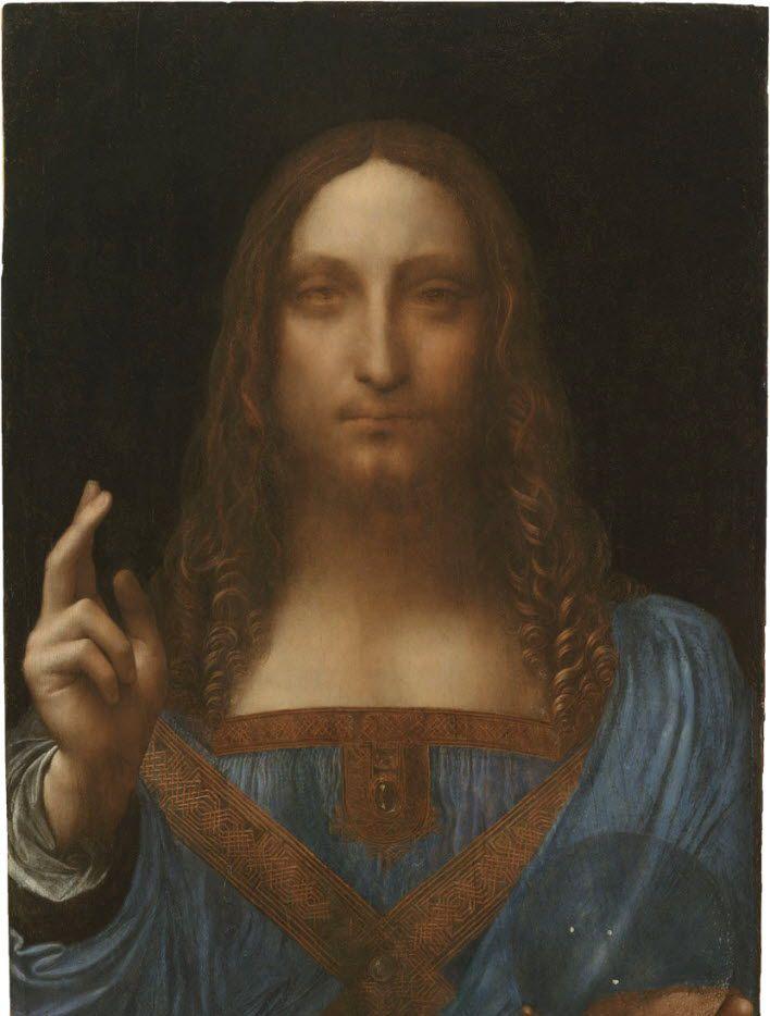 """The Dallas Museum of Art was unable to purchase Leonardo da Vinci's """"Salvator Mundi."""""""