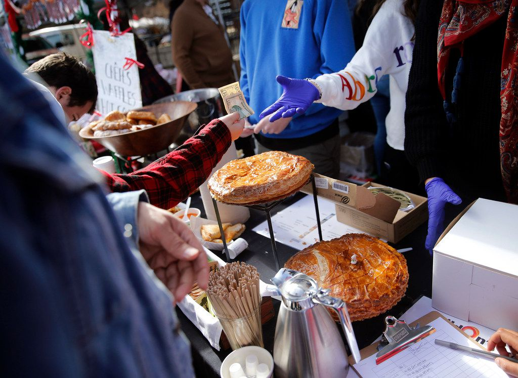 Eating holiday food is fine and part of the season. To keep weight gain to a minimum though, there are steps you can take. After indulging in some of the freshly baked goods at the annual French Christmas market hosted by the Dallas International School, maybe a day of vegetables and broth-based soups is on tap.