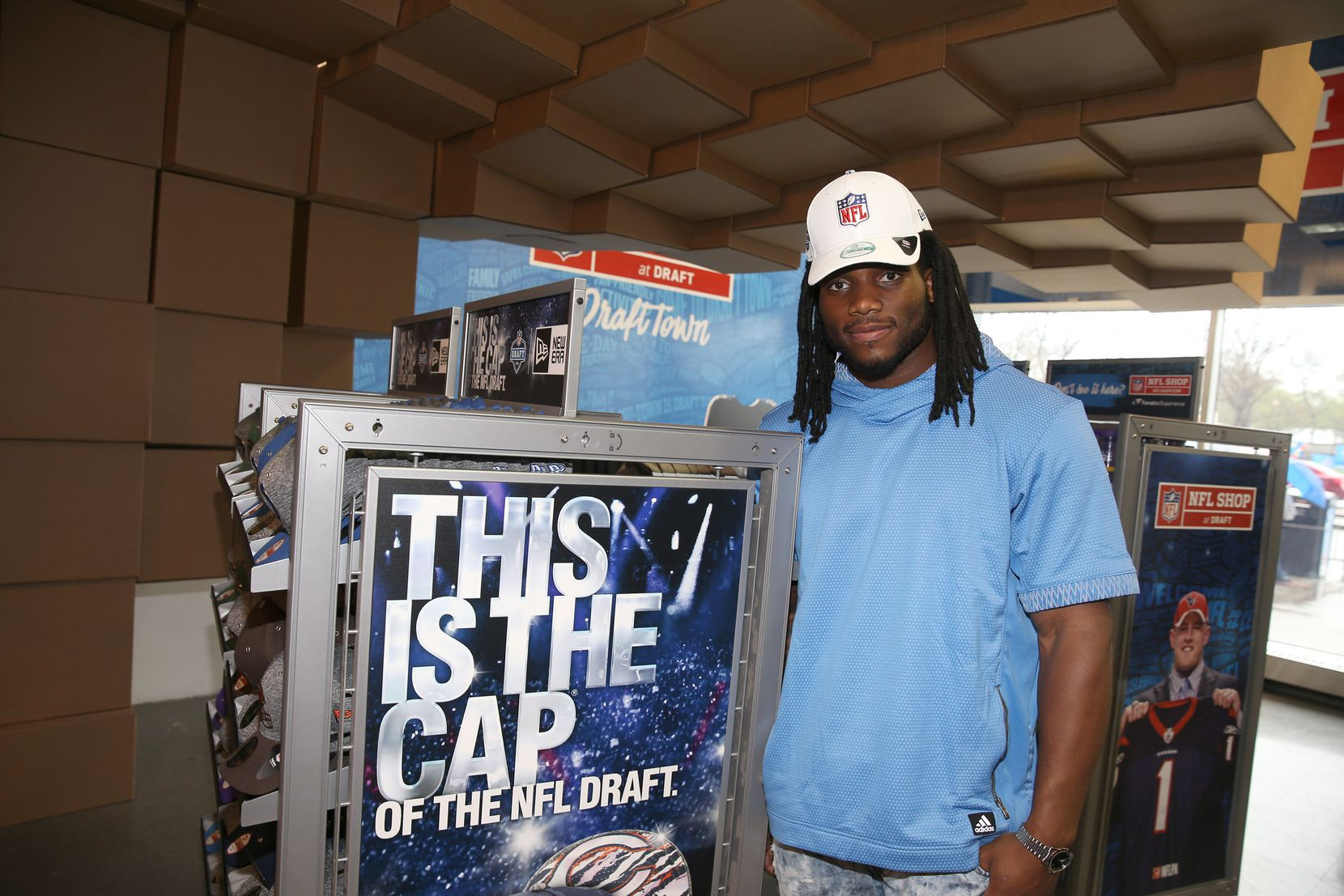 Jaylon Smith. Fotos Getty Images