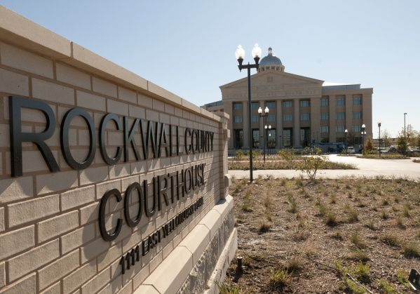Watchdog Dave Lieber calls the Rockwall County Courthouse architecture over the top, just like the pay raises voted on by county leaders.