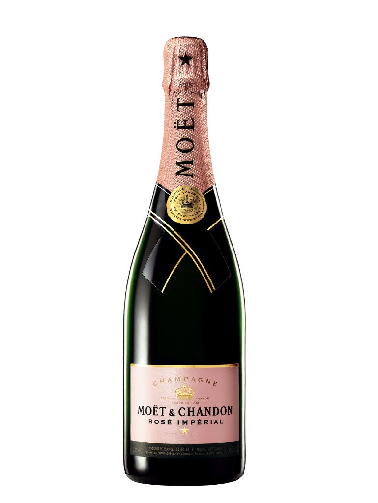 Moet & Chandon Rose Imperial Champagne