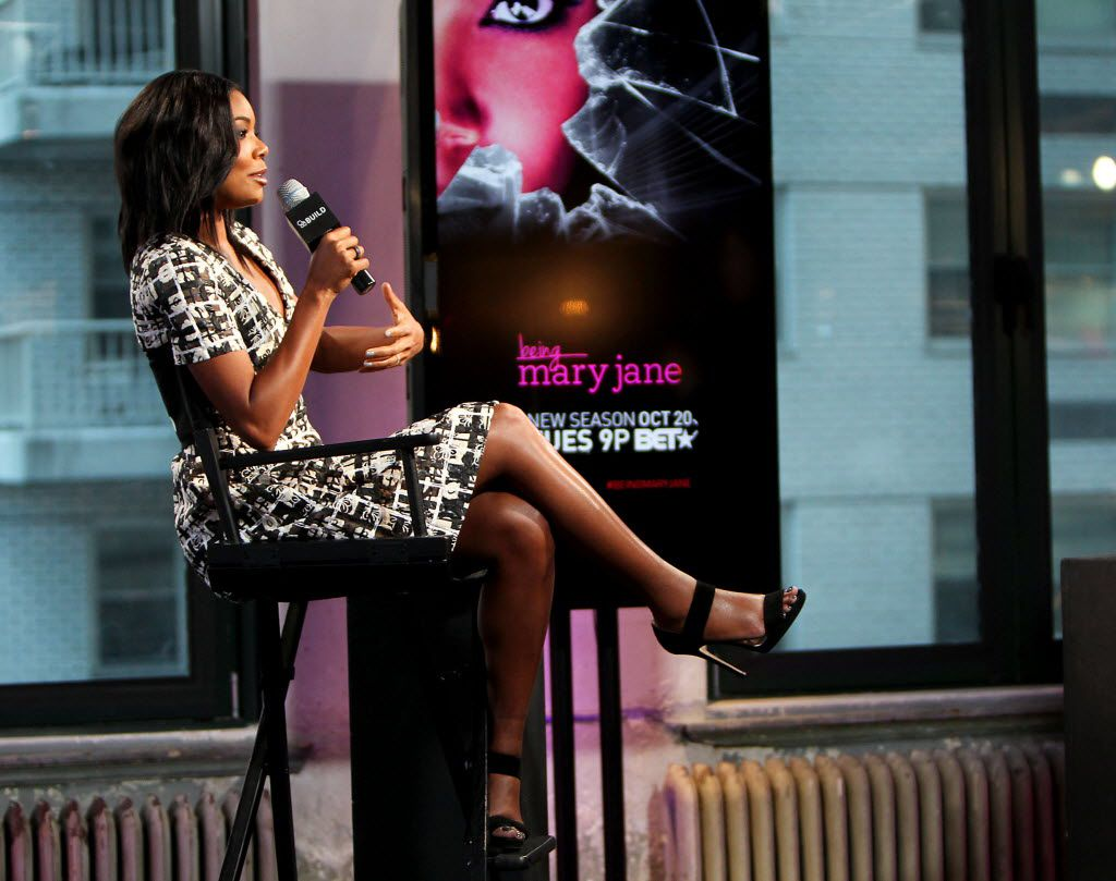 Gabrielle Union once tore younger actresses to shreds ... until a friend prompted her to reconsider her actions.