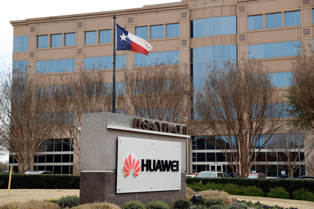 Huawei's U.S. operations is located in Plano.