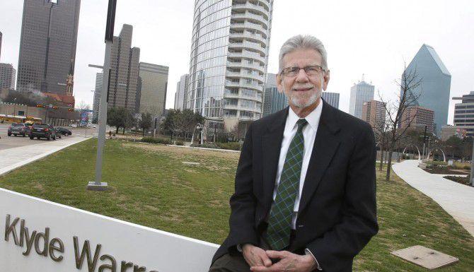 Larry Allums, cofundador del Festival de las Ideas. (DMN/LOUIS DeLUCA)
