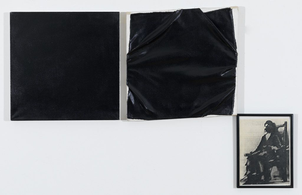 'Dancing on Graves' gathers painting, sculpture, work on paper and video from Steven Parrino'€™s short but robust career. A life cut short by a motorcycle accident at the age of 46, the artist's body of work has become known for its energetic nihilism and significant contribution to the history of painting and the post-war American avant-garde. (Robert McKeever/Special Contributor)