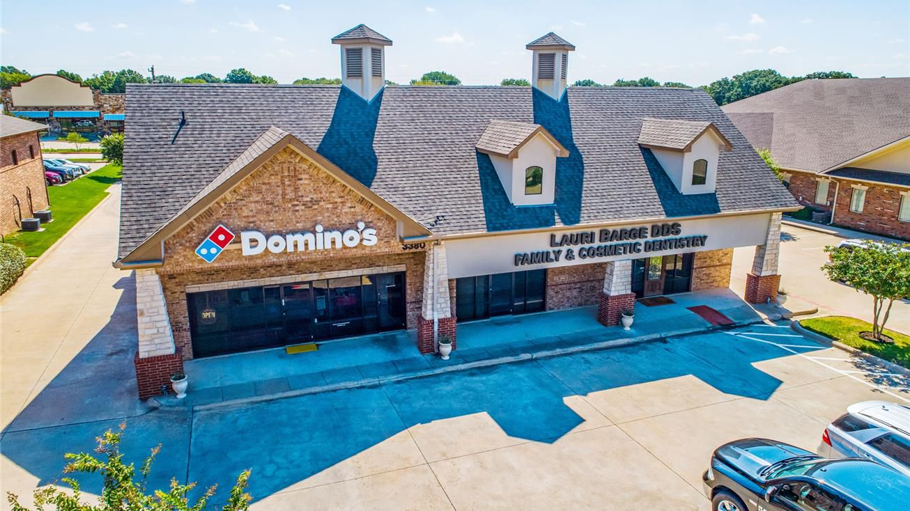 An investor has purchased a Flower Mound retail building on Long Prairie Road.