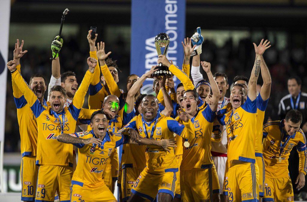 Tigres ganaron el Apertura 2015. Foto AP