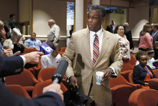 Zachary Thompson, director of Dallas County Health and Human Services