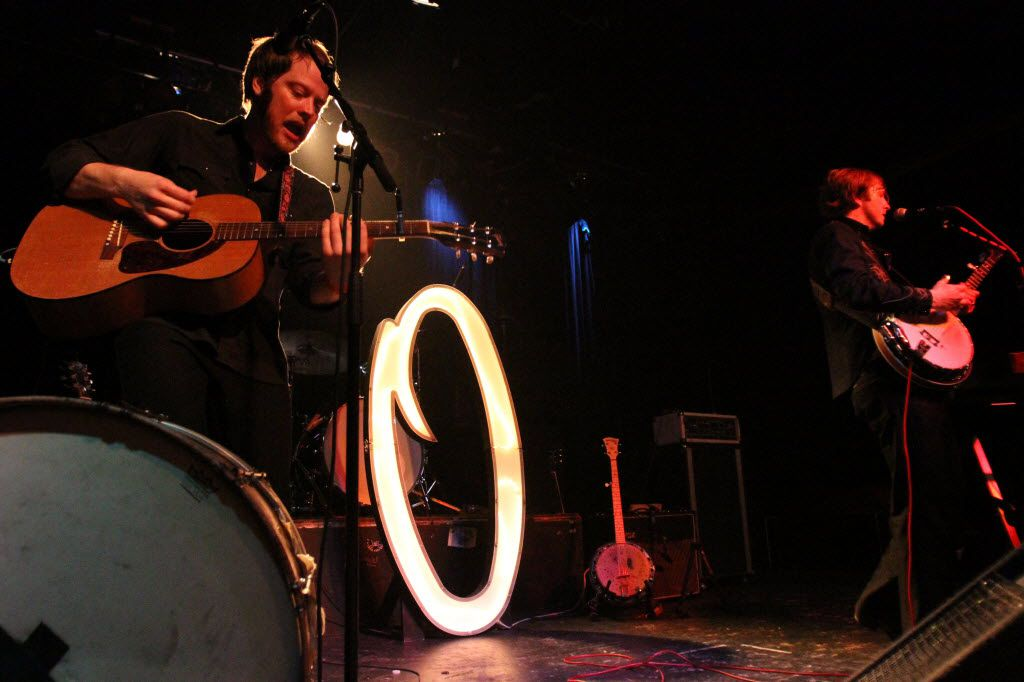 The O's performed at last year's Big Folkin' Festival and will return this year.