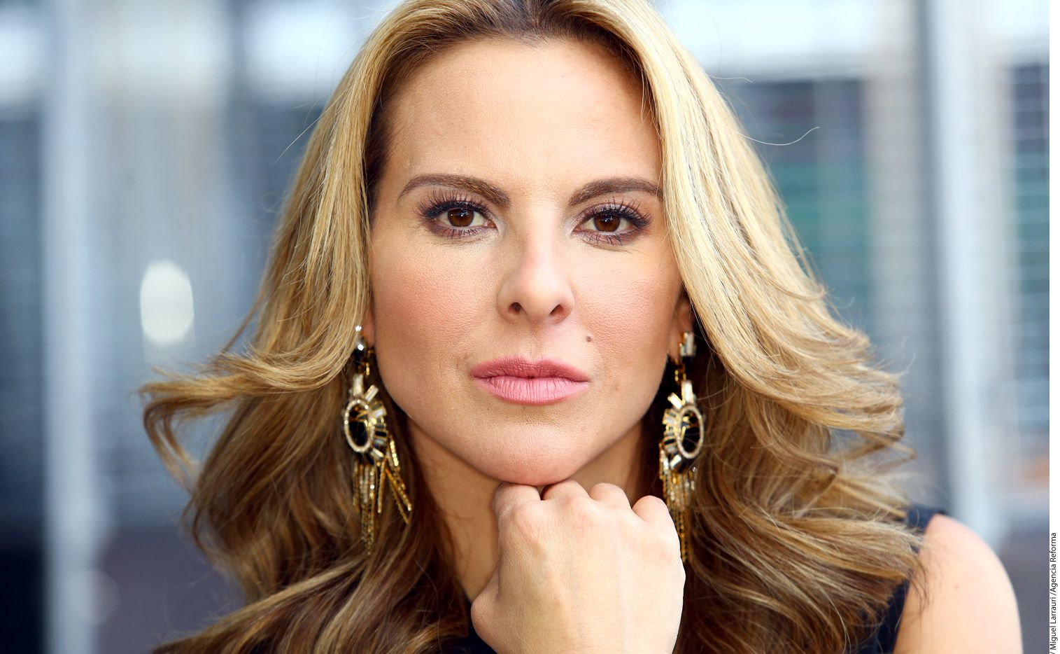 Kate del Castillo habló sobre su encuentro con El Chapo y la participación de Sean Penn. /AGENCIA REFORMA