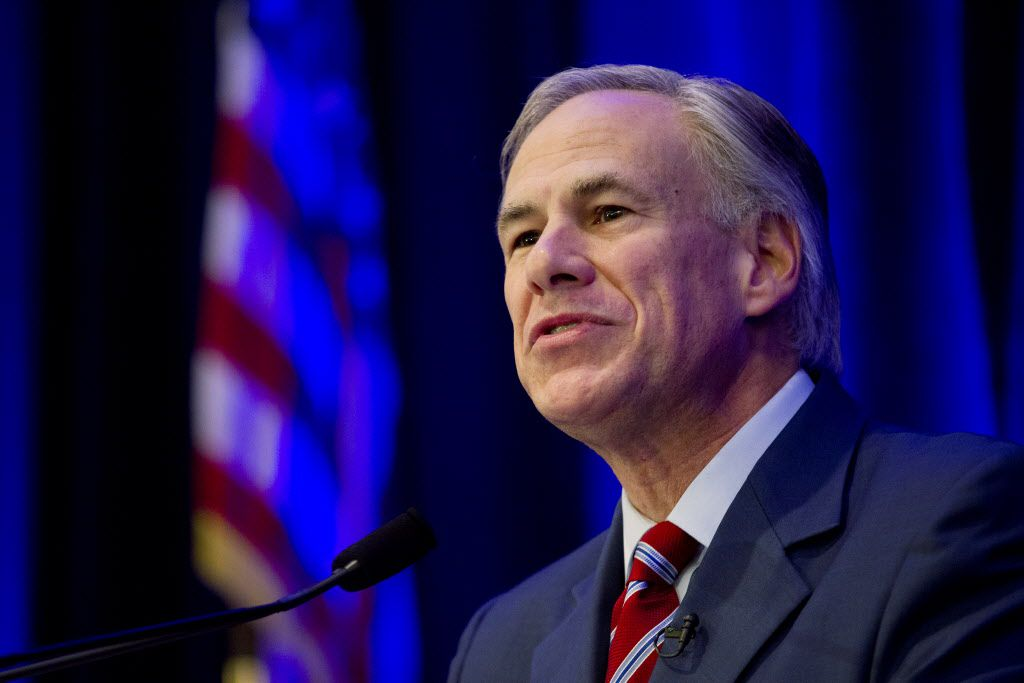 Gov.-elect Greg Abbott addressed influential conservatives at the Texas Public Policy Foundation's legislative orientation at the Sheraton Austin Hotel on Thursday.