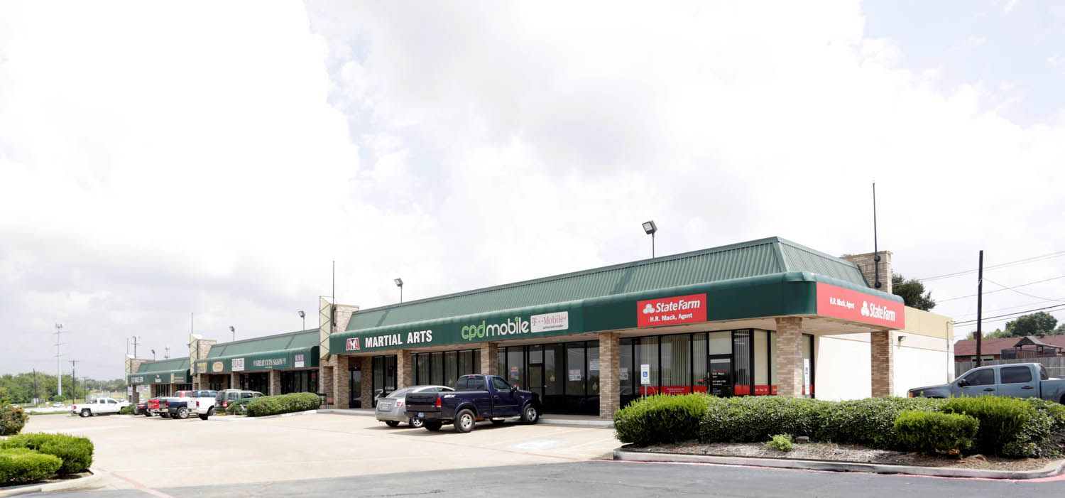 LFP Properties Inc. purchased Village Square retail center in North Richland Hills