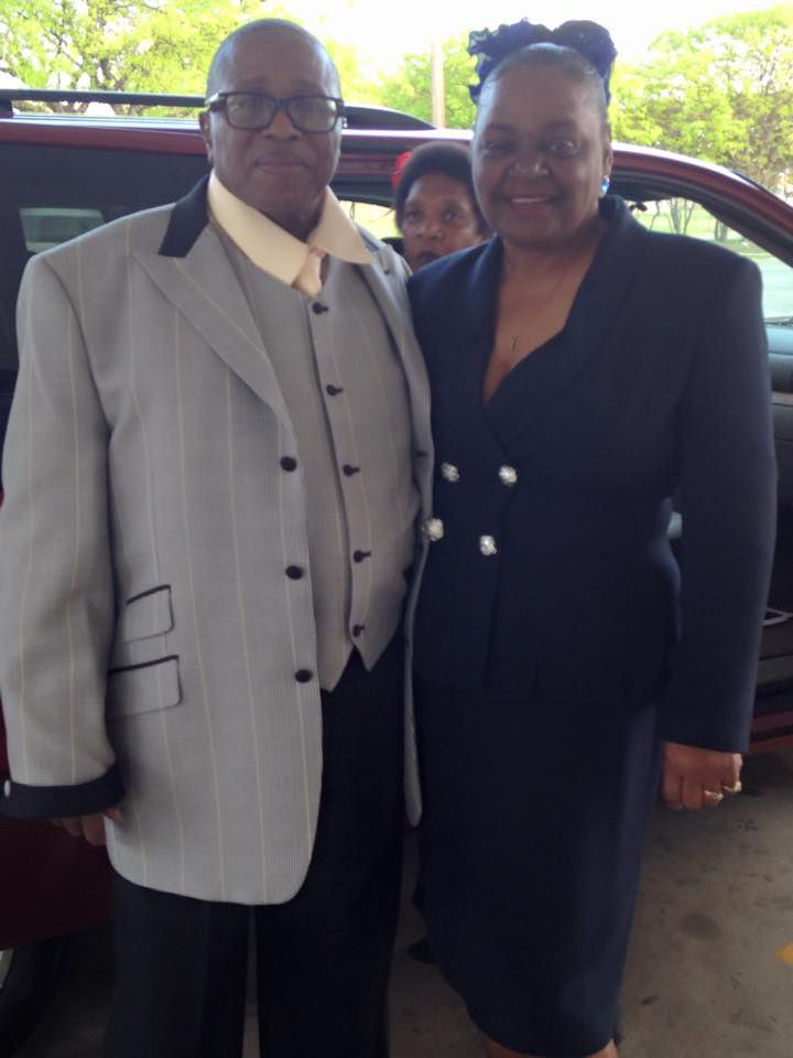 Thoris and Shirley Hutchinson