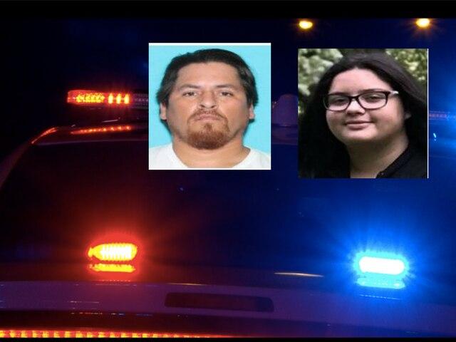 La policía busca a Rodolfo Nuncio, quien se habría llevado a la niña Priscilla Martínez.