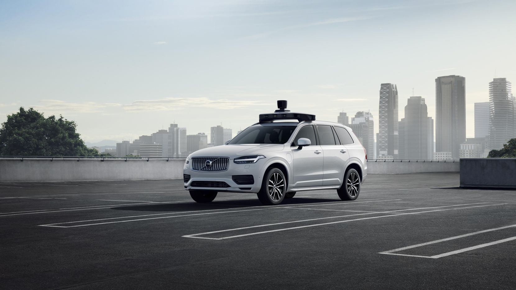 Uber's white Volvo SUVs will start mapping downtown Dallas streets this fall to understand how self-driving cars would safely navigate the city's roadways. If the data collection goes smoothly, company officials say it may test autonomous vehicles.
