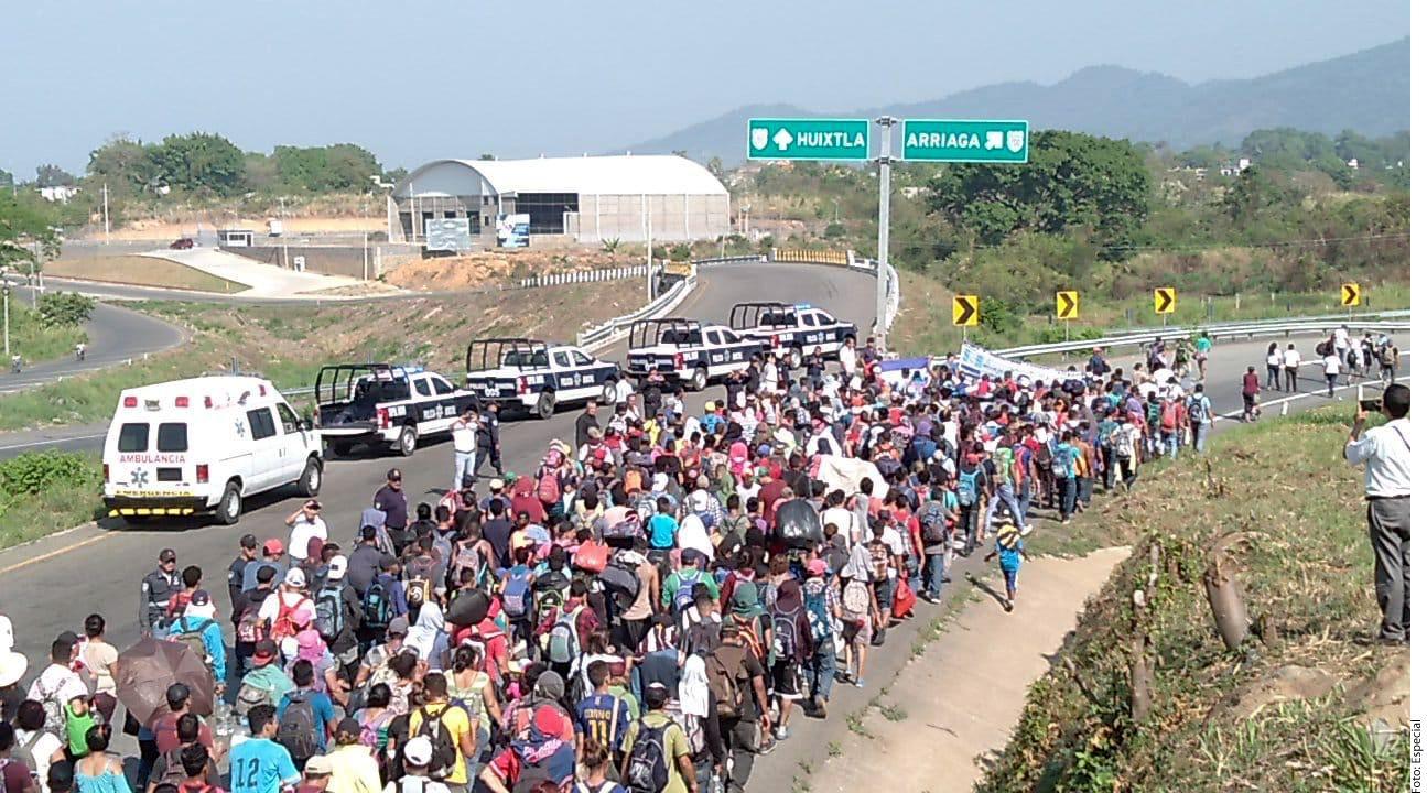 Según datos del Observatorio del Derecho Humano a la Alimentación en Centroamérica (ODHAC), la pobreza es uno de los principales factores que obligan a los ciudadanos a emigrar./ AGENCIA REFORMA