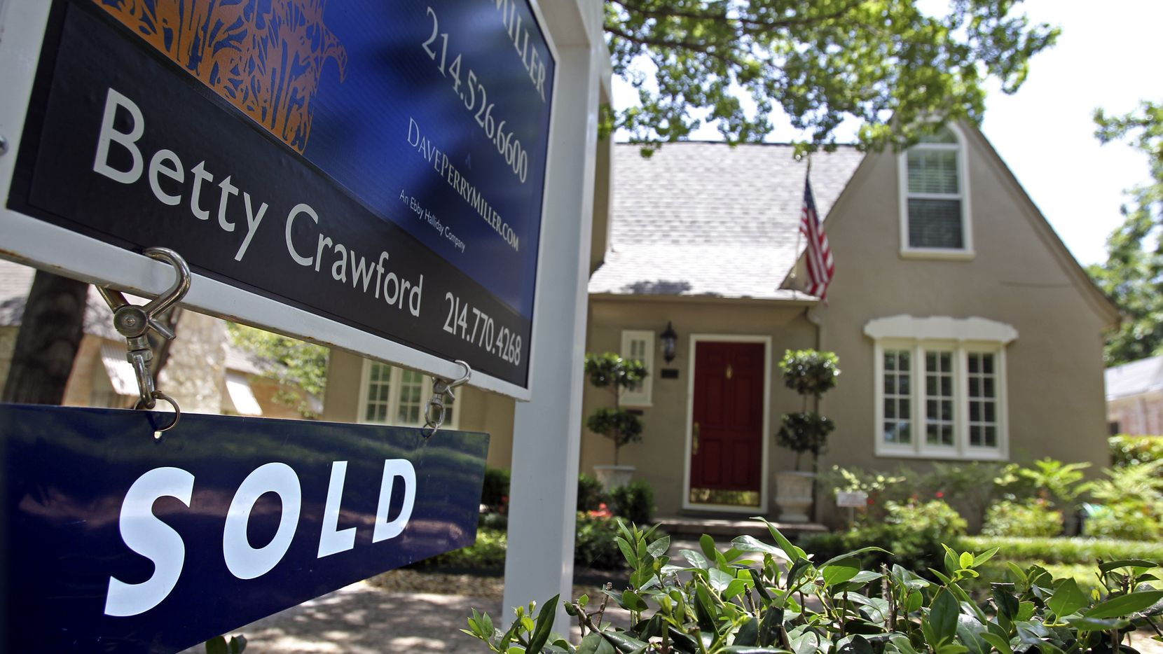 Nationwide home prices were up 5.3 percent in the third quarter.