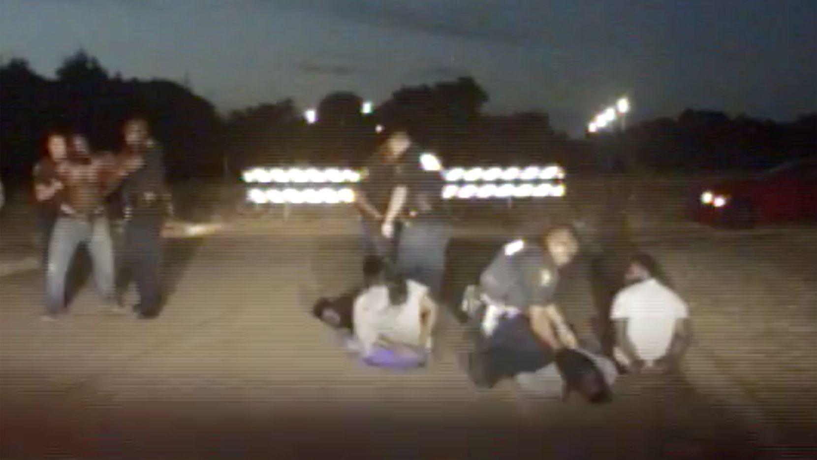 DeSoto police video