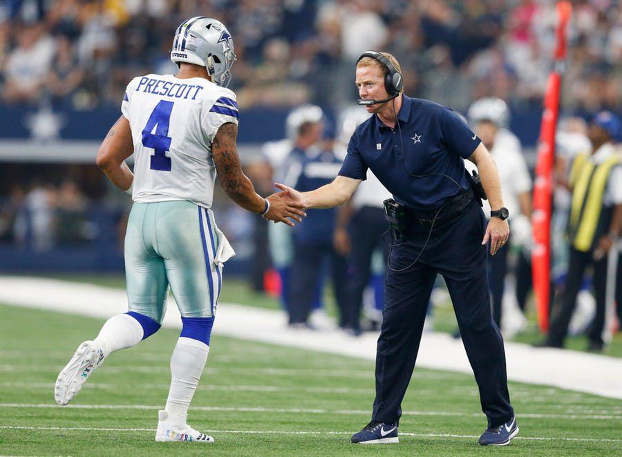 Dak Prescott podría tener un mejor desempeño en la próxima campaña con los Dallas Cowboys. Foto DMN