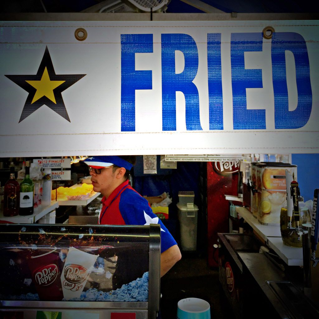 Fried foods. State Fair of Texas. Enough said.