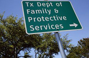 The Department of Family and Protective Services has struggled to get high-quality caseworkers because of high turnover and low pay. (G.J. McCarthy/The Dallas Morning News)