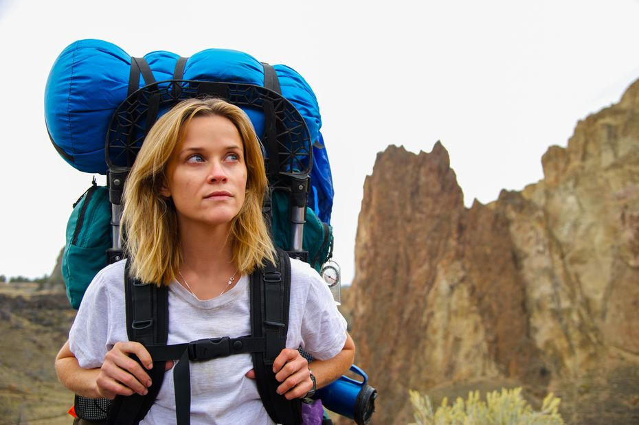 """Reese Witherspoon played the lead role in the film """"Wild."""" Her production company chose it because of its female-driven plot line."""