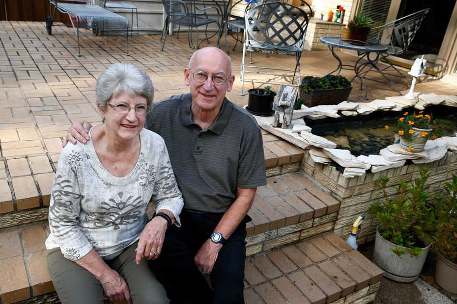 Bill and Brenda Dunklau decided not to buy flood insurance.