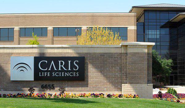 Caris Life Sciences is headquartered in Irving.