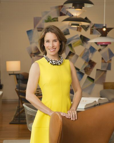Catherine Rose, president of the board of trustees of the Dallas Museum of Art.