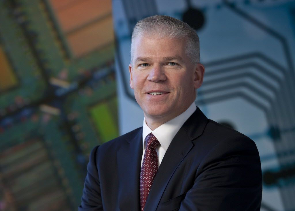 Rich Templeton - CEO, Texas Instruments