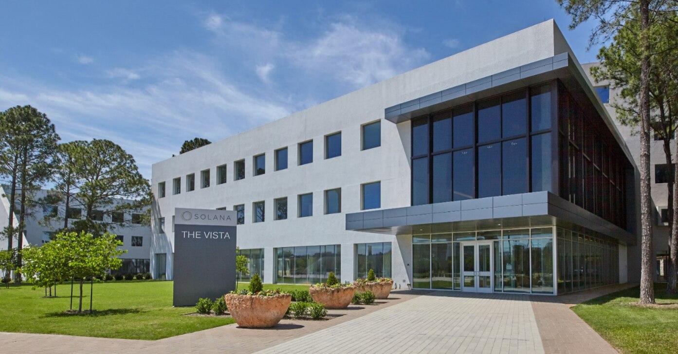 Varidesk purchased the Vista building in Southlanke's Solana business park.