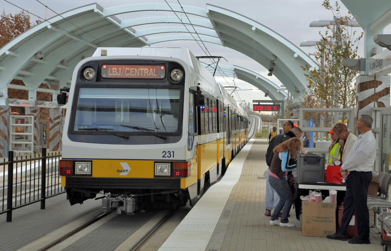 Construction of the long-awaited Orange Line  of DART light rail that runs through Irving has been offered up as a long-shot cause of small earthquakes in the area.