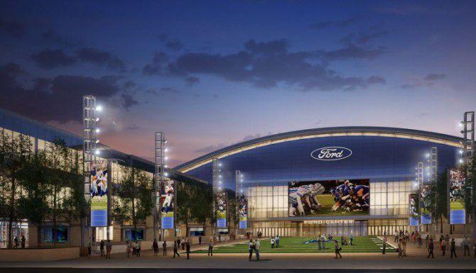 Las membresías están vendidas en su totalidad para el nuevo club de los Cowboys en Frisco.